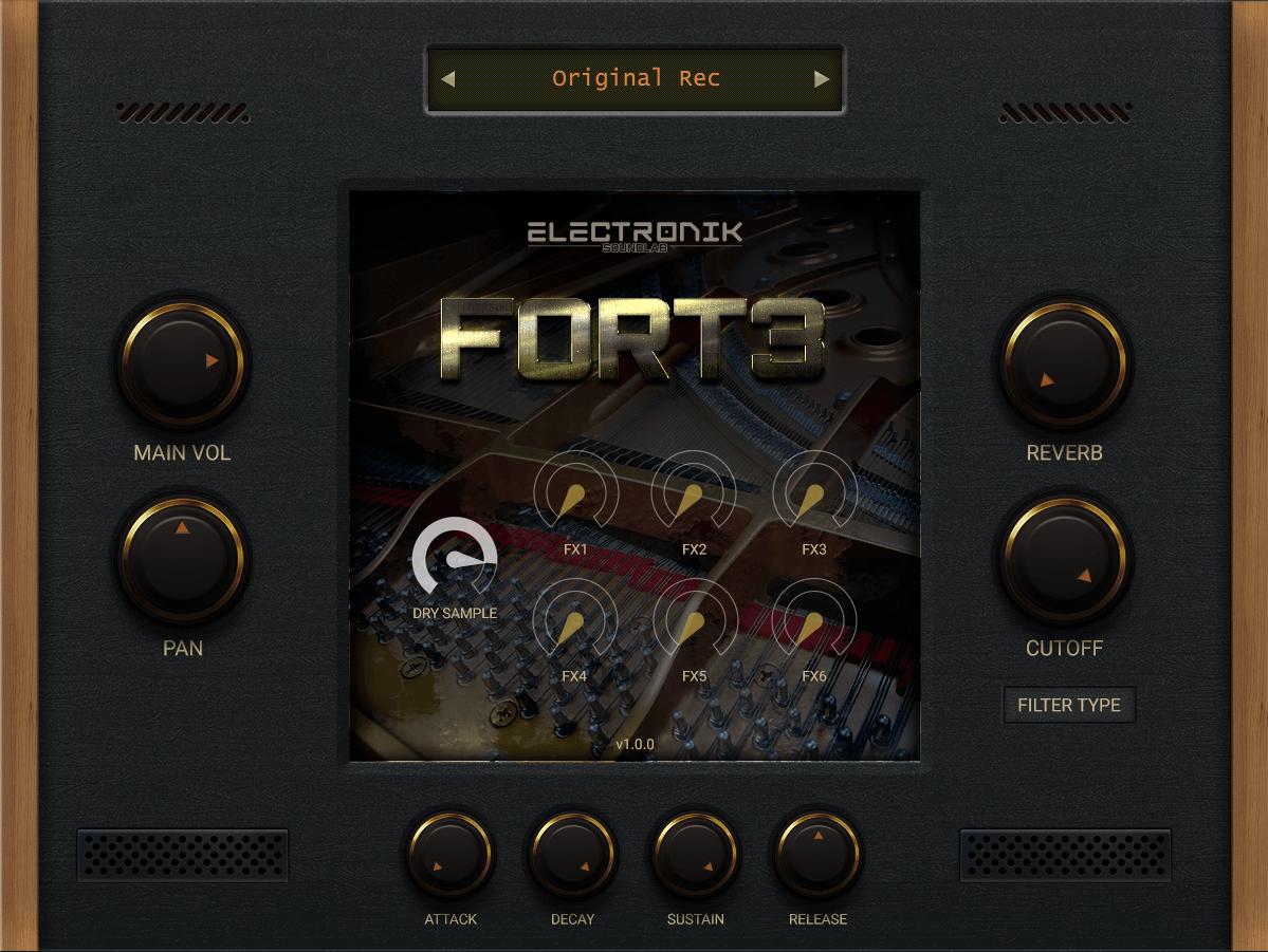 FORT3 GUI